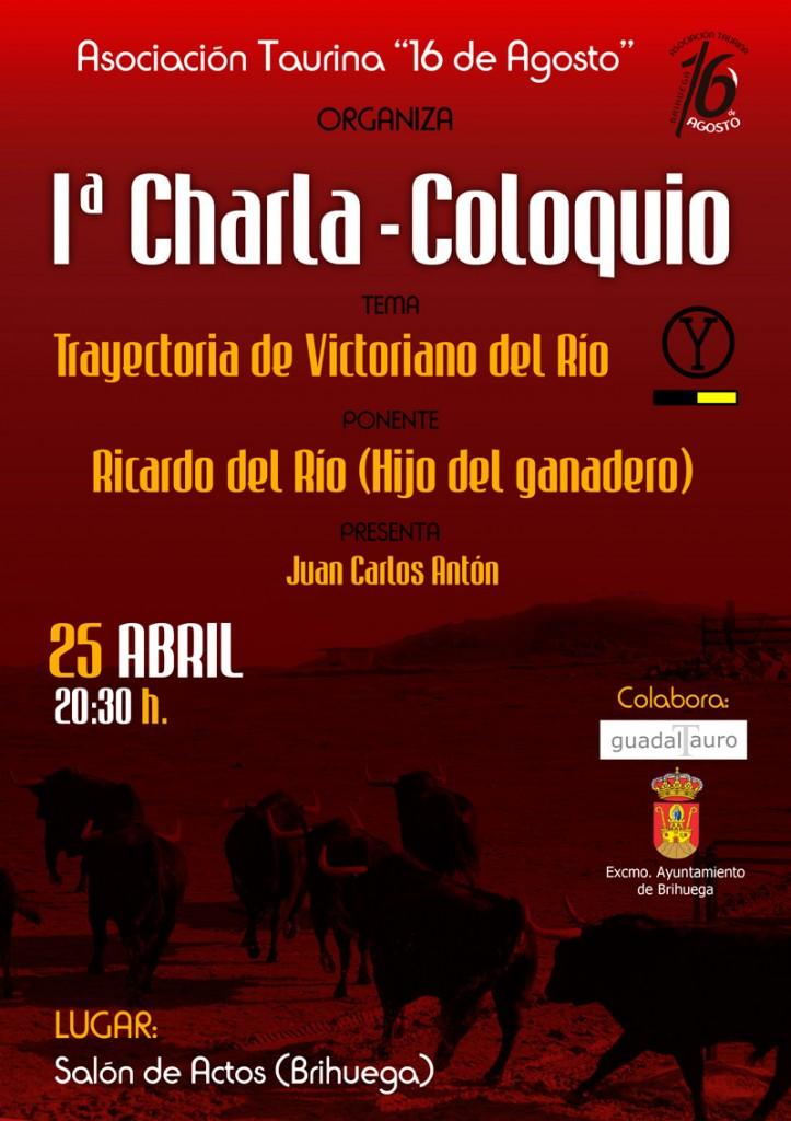 I Charla - Coloquio