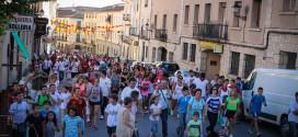 Exito desbordante en la Iª Excursión Infantil del encierro de Brihuega